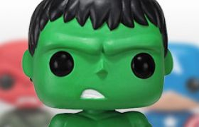 Figurines Funko Pop Marvel Comics