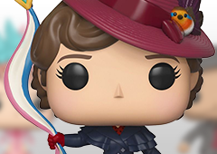 Figurines Funko Pop Le retour de Mary Poppins [Disney]