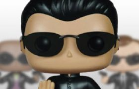 Figurines Funko Pop Matrix