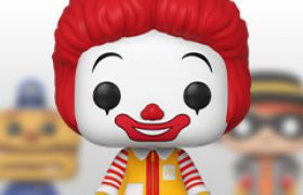 Figurines Funko Pop McDonald's