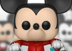 Figurines Funko Pop Mickey Mouse - 90 Ans [Disney]