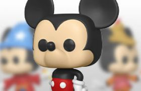 Figurines Funko Pop Mickey Mouse [Disney]