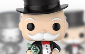 Figurines Funko Pop Monopoly