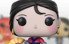 Figurines Funko Pop Mulan [Disney]