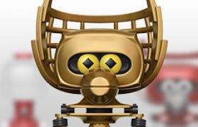 Figurines Funko Pop Mystery Science Theater 3000