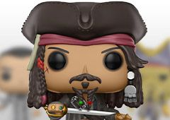 Figurines Funko Pop Pirates des Caraïbes [Disney]