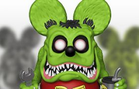 Figurines Funko Pop Rat Fink