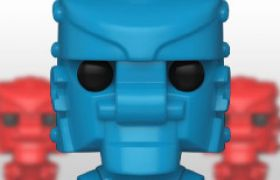 Figurines Funko Pop Rock 'Em Sock 'Em Robots