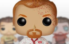 Figurines Funko Pop Shaun of the Dead