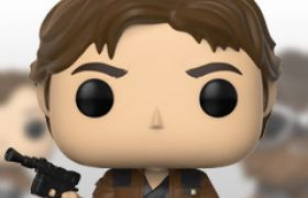 Figurines Funko Pop Solo : A Star Wars Story