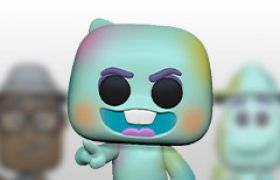 Figurines Funko Pop Soul [Disney]