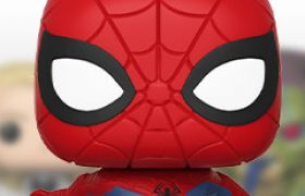Figurines Funko Pop Spider-Man : New Generation [Marvel]