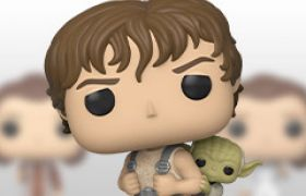 Figurines Funko Pop Star Wars 5 : L'Empire Contre-Attaque