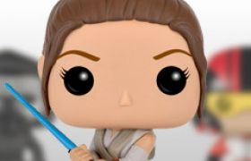 Figurines Funko Pop Star Wars 7 : Le Réveil de la Force