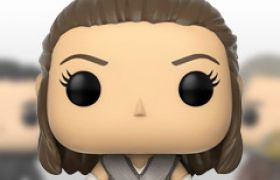 Figurines Funko Pop Star Wars 8 : Les Derniers Jedi