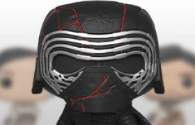 Figurines Funko Pop Star Wars 9 : L'Ascension de Skywalker