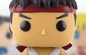 Figurines Funko Pop Street Fighter