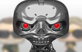 Figurines Funko Pop Terminator : Dark Fate