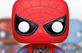 Figurines Funko Pop The Amazing Spider-Man [Marvel]