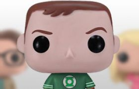 Figurines Funko Pop The Big Bang Theory