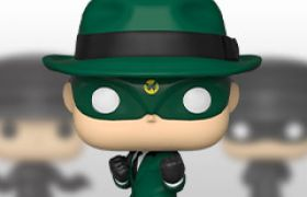 Figurines Funko Pop The Green Hornet