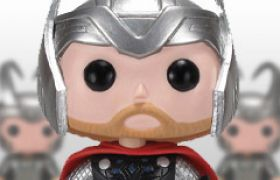Figurines Funko Pop Thor [Marvel]