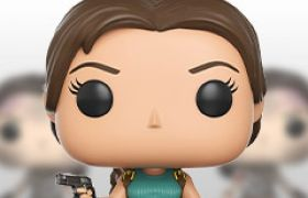 Figurines Funko Pop Tomb Raider