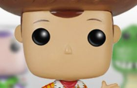 Figurines Funko Pop Toy Story [Disney]