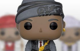 Figurines Funko Pop Un prince à New York