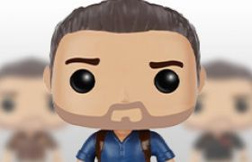 Figurines Funko Pop Uncharted