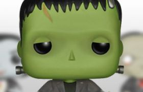 Figurines Funko Pop Universal Monsters