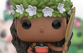 Figurines Funko Pop Vaiana [Disney]