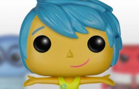 Figurines Funko Pop Vice-Versa [Disney]