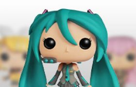 Figurines Funko Pop Vocaloid
