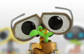 Figurines Funko Pop WALL-E [Disney]