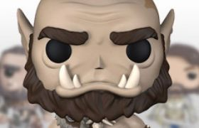Figurines Funko Pop Warcraft : Le Commencement