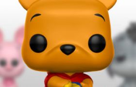 Figurines Funko Pop Winnie l'Ourson [Disney]