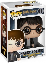 Figurine Funko Pop Harry Potter 5858 - Harry Potter (01) pas chère