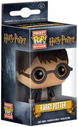 Figurine Funko Pop Harry Potter 7616 - Harry Potter - Porte-clés  pas chère