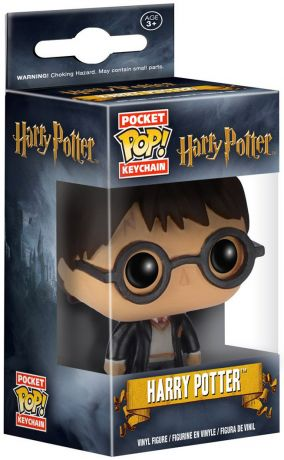 Figurine Funko Pop Harry Potter #00 Harry Potter - Porte-clés