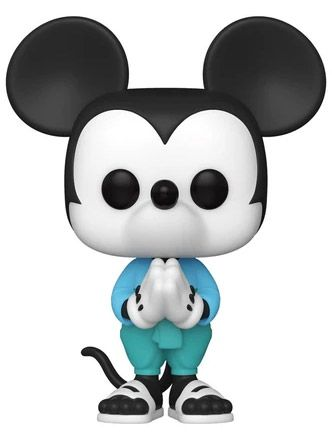 Figurine Funko Pop Mickey Mouse [Disney] #787 Mickey Mouse Thaïlande