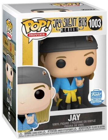 Figurine Funko Pop Comic Book Men #1003 Jay - Jay and Silent Bob