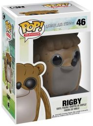 Figurine Funko Pop Regular Show #46 Rigby