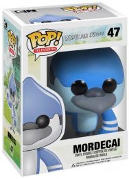 Figurine Funko Pop Regular Show #47 Mordecai