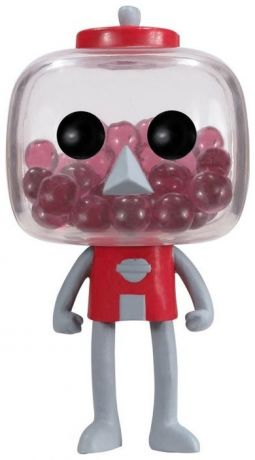Figurine Funko Pop Regular Show #48 Benson