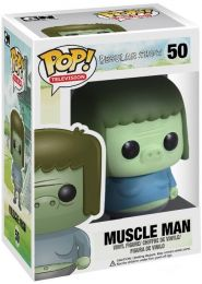 Figurine Funko Pop Regular Show #50 Monsieur Muscle