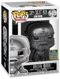 Figurine Funko Pop Comic Book Men #543 Iron Bob