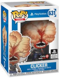 Figurine Funko Pop PlayStation #631 Clicker - The Last Of Us