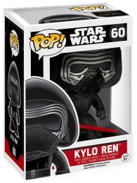 Figurine Funko Pop Star Wars 7 : Le Réveil de la Force #60 Kylo Ren