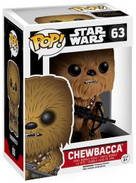Figurine Funko Pop Star Wars 7 : Le Réveil de la Force #63 Chewbacca